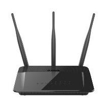 Roteador Sem Fio Wireless Ac D-link 750 Mbps Dir-809