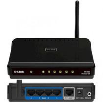 Roteador Wireless D-link 150mbps Dir-600 Usado Wi-fi