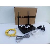 Promoção: Modem Roteador Wireless N150 D-link Dsl-2740e Gvt