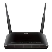 Roteador Wireless D-link Dir-615 N 300mbps Duas Antenas 5dbi