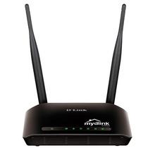 D-link N Dir-905l Roteador 300mbps Wireless Alcance 100m²
