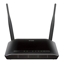 Roteador Wireless-n 300mbps 4 Portas Dir-615 - D-link