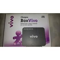 Roteador 3g Vivo Box Para Internet E Telefone