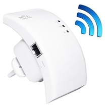 Amplificador Wi-fi Roteador Repetidor Sinal Wifi 300mbps Wps