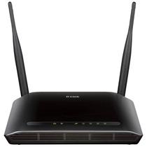Roteador Wireless N 2.4ghz 300mbps Dir-615 D-link