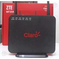 Modem Roteador 2g E 3g Zte Mf25a Chip Direto No Aparelho