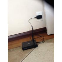 Roteador Dlink Dir-600 Com Antena Grande Funcionando Ok