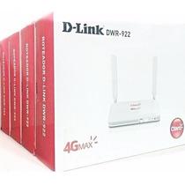 Modem Roteador Dwr-922b Wifi 3g 4g Chip Antena Rural Dwr922