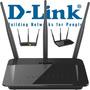 Roteador D-link Dir-809 Wireless 750mbps, 3 Antenas 200m²