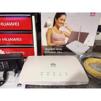Modem Roteador Huawei B68l 3g Wifi Chip Direto No Aparelho