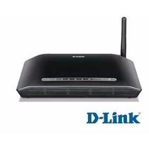 Modem Roteador D-link Dsl-2730e Wireless N 150 3dbi Adsl2+