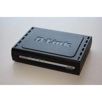Modem Adsl2+router - Dsl-500b Geração 2
