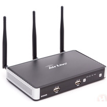 Roteador Wireless Com 3g E 4g Dual Band Airlive N450r 750mb