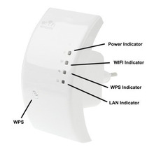 Repetidor Extensor Wifi Amplificador Sinal Wifi Wireless