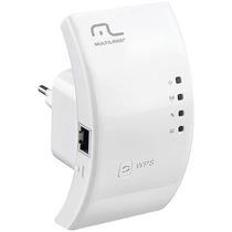 Repetidor De Sinal Wi-fi Wps 300 Mbps Re051 Br - Multilaser
