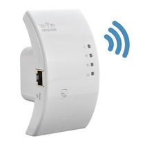 Repetidor Expansor Sinal Wireless 2 Antenas 300mbps B/g/n