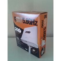 Cpe 5.8 Ghz 20dbi Proeletronic Pqws-5820