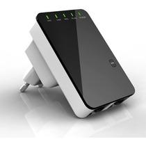 Repetidor Extensor Amplificador Sinal Wifi Wireless N 300mbp