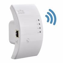 Repetidor Expansor Wifi Wireless Captador 300 Mbps Botão Wps