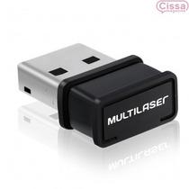 Imperdível Adaptador Usb 150mbps Multilaser Re035 20,00g