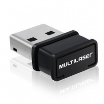 Imperdível Adaptador Usb 150mbps Multilaser Re035 Wireless