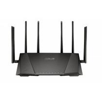 Roteador Asus Rt-ac3200 Triband Wireless Gigabit Lançamento