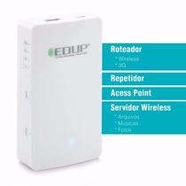 Edup Servidor Nuvem É Um Roteador 3g Wireless 150 Mbps