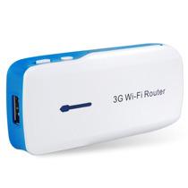 Roteador 3-em-1 Mini 150mbps 3g (azul)
