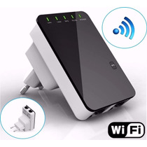 Repetidor Sinal Wireless Universal Wifi 300mbps