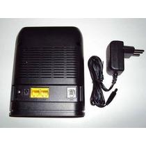 Moden Mini Adsl Sem Fio W_1120 Bk Power: 12v 0.5a