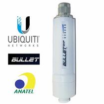 Ubiquiti Bullet2-hp Outdoor 2.4ghz 800mw 54mbps Homologado