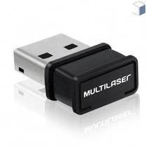 Adaptador Usb Multilaser 150mbps Re035 Preto Sem Juros