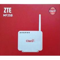 Modem Roteador Telefone 3g Zte Mf25b Chip Direto No Aparelho