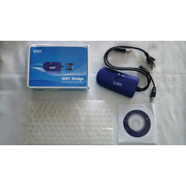 Vonets Wi-fi Bride Rj45 Pc Xbox Playstation 3 Receptor Tv