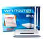 Roteador Wifi 200mw - 150mbps - 2flex - 5 Funções Filtro Ip