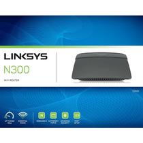 Roteador Linksys E900 N300 Novo