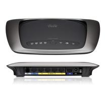 Roteador Wireless-n 300 + Modem Adsl2+ Cisco/ Linksys X3000