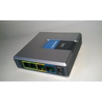 Spa9000 Pbxip 2 Linhas 4 Ramais Ip