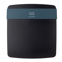 Roteador Wireless-n N600 Mbps Dual Band Gigabit Cisco Ea2700