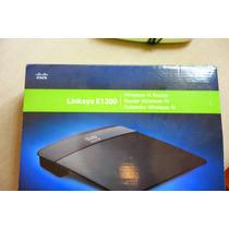 Roteador Cisco Linksys E1200 - Novo Na Caixa