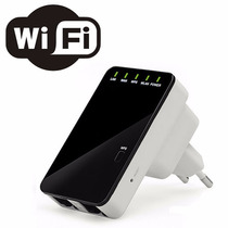 Mini Roteador Repetidor Amplificador Sinal Wireless 300mbps