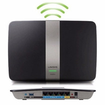 Roteador Cisco Linksys Ea6200 Wifi Dual Band Ac900 Refurbish