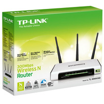 Roteador Wireless N Tp-link Tl Wr941nd 300mbps 3antenas Wifi