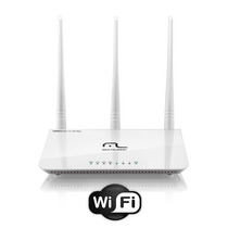 Roteador Wireless Router Rede Sem Fio Wifi 300mbps 3 Antenas