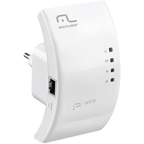 Repetidor/roteador Wireles N 300mbps Re051 Branco Multilase