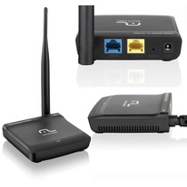 Roteador Wireless Multilaser N 150mbps 2 Portas C/ Antena