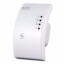 Repetidor Sinal Wireless Roteador 300mbps Antenas 2dbi Wifi