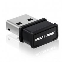 Promoção Adaptador Usb Multilaser 150mbps Re035 Até 3dbi