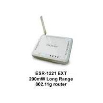 Roteador Acess Point Engenius 2,4ghz Esr-1221 Ext Long Range