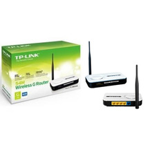 Roteador Tp-link Wireless 54mb/s Tl-wr340g